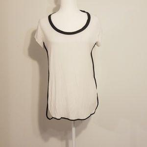 H by bordeaux t-shirt
